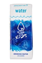 RETHINK Water Kids: 100% Water