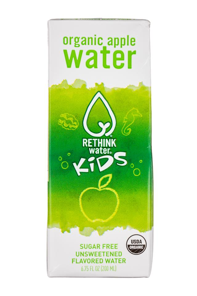 Rethink Water: ReThink-Kids-7oz-Apple-Front
