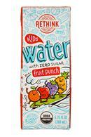 Rethink Water: Rethink-7oz-KidsWater-FruitPunch-Front