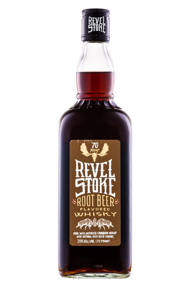 Revel Stoke: RevelStoke-RootBeerWhiskey