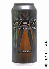 Rip It Citrus X