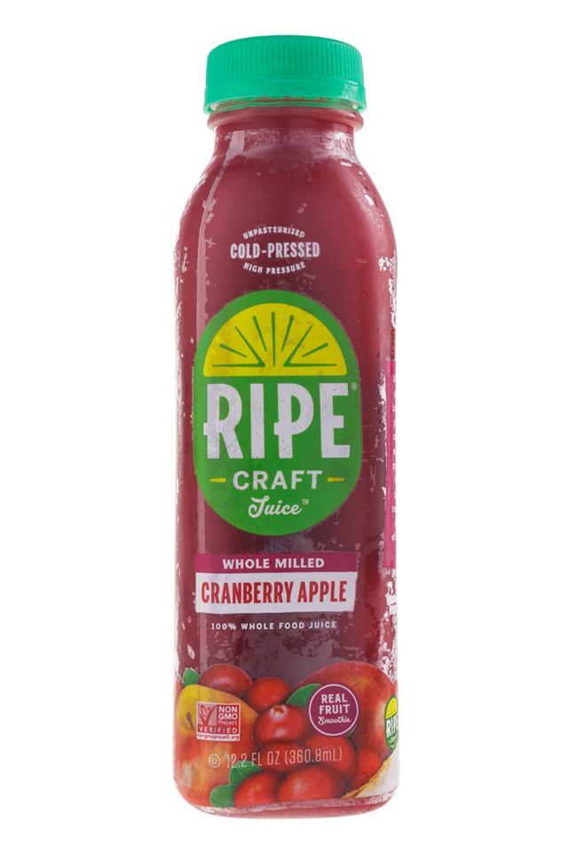 Ripe Craft Juice: RipeCraft-Juice-CranApple-Front