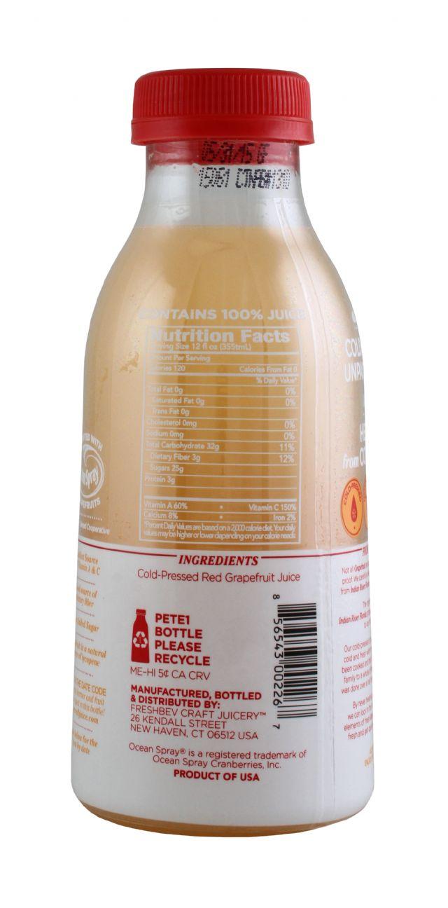 Ripe Craft Juice: Ripe RedGrape Facts