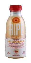 Ripe Craft Juice: Ripe RedGrape Front