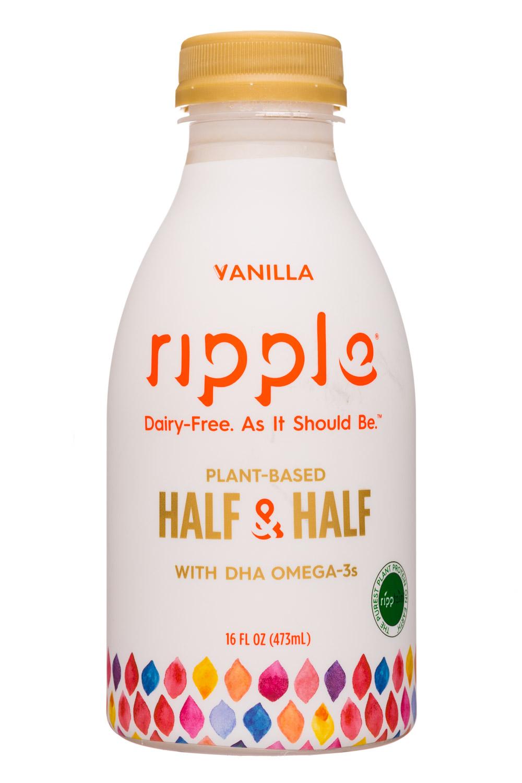 Vanilla Half & Half