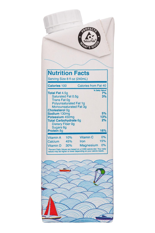 Ripple Foods: Ripple-8oz-PeaMilk-Original-Facts
