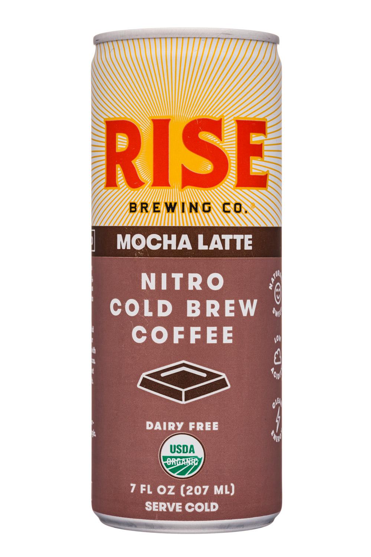 Mocha Nitro Latte
