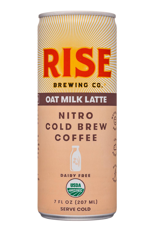 Oat Milk Nitro Latte