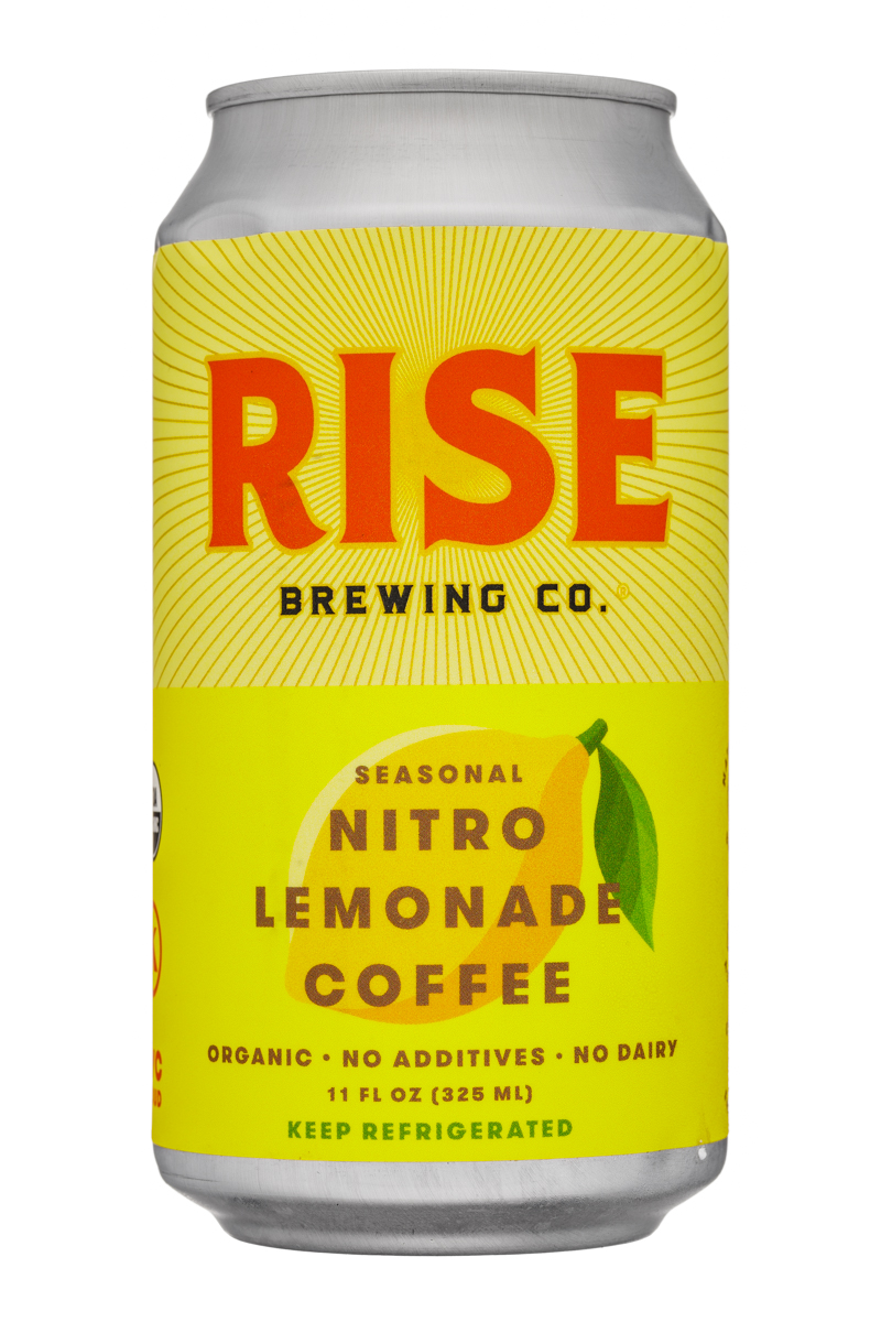 Nitro Lemonade Coffee