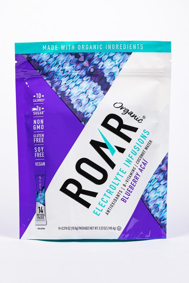 Roar: Roar-14pckt-ElectroInfusions-BluebAcai