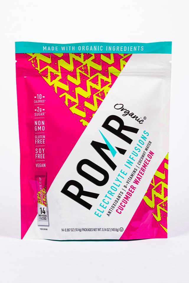 Roar: Roar-14pckt-ElectroInfusions-CucumberWater