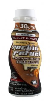 Muscle Builder Salted Caramel