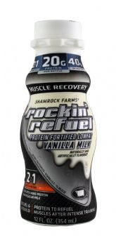 Muscle Recovery Vanilla Milk