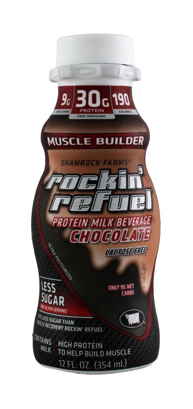 Rockin Refuel: RockinRefuel ChocoLactoseFree Fron't