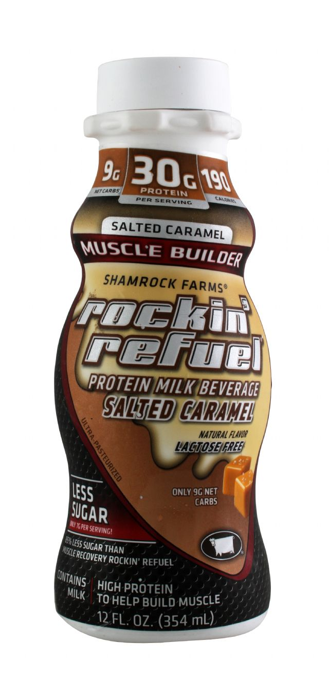 Rockin Refuel: RockinRefuel SaltedCaramel Front