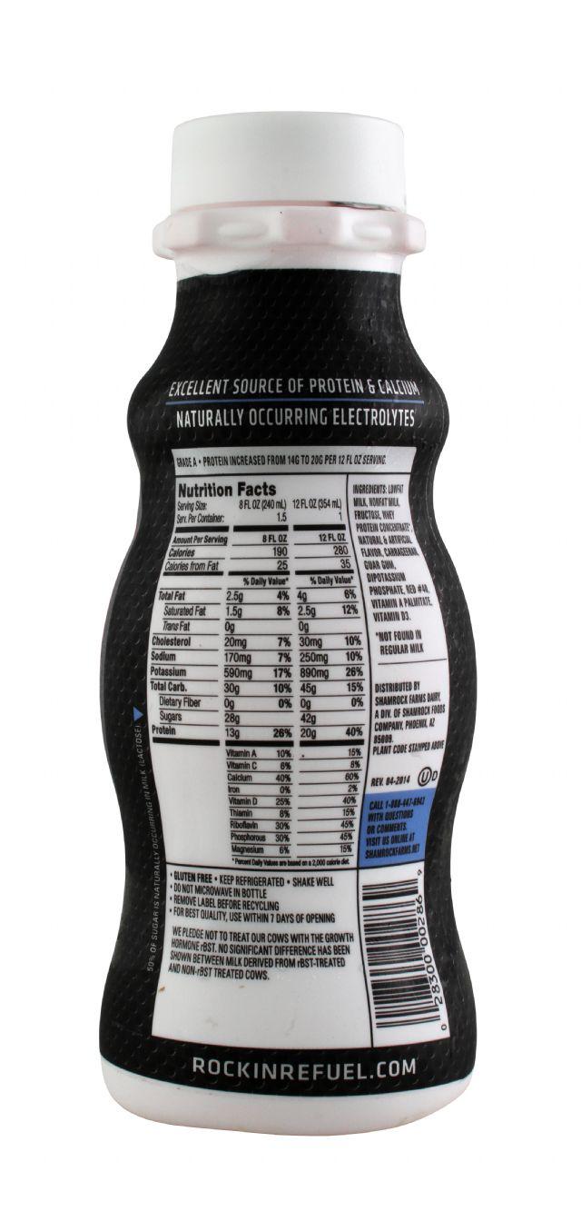 Rockin Refuel: RockinRefuel Straw Facts