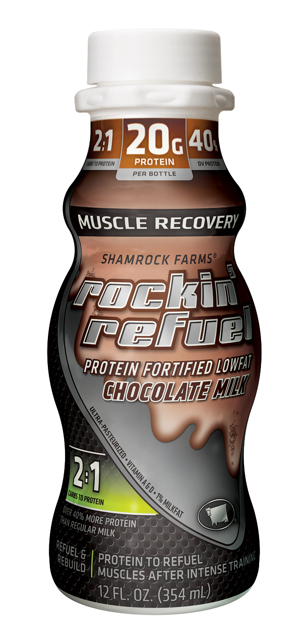 Rockin Refuel: Rockin' Refuel Muscle Recovery Chocolate