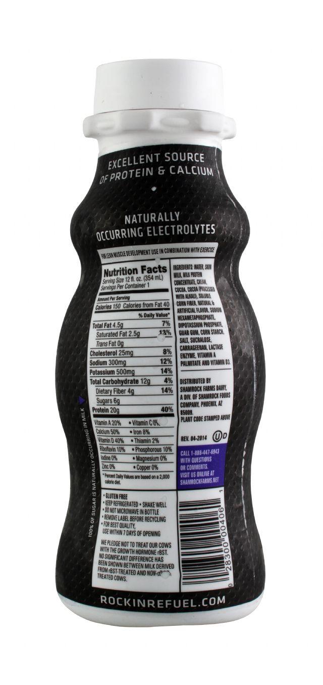 Rockin Refuel: RockinRefuel Choco Facts