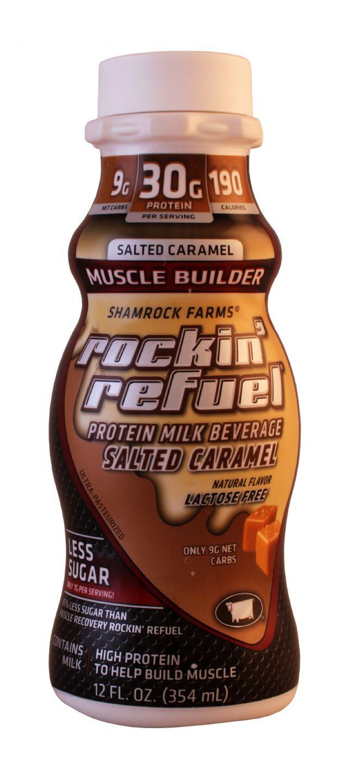 Rockin Refuel: RockinRefuel Caramel Front