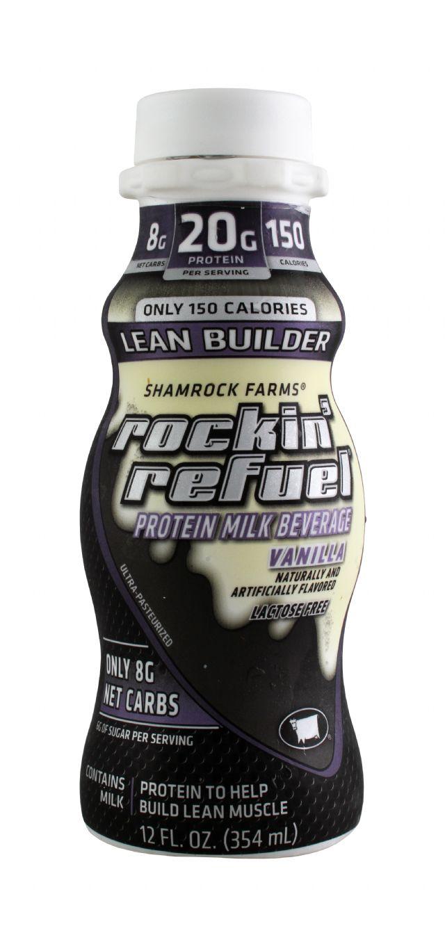 Rockin Refuel: RockinRefuel LeanBuiulderVanilla Front