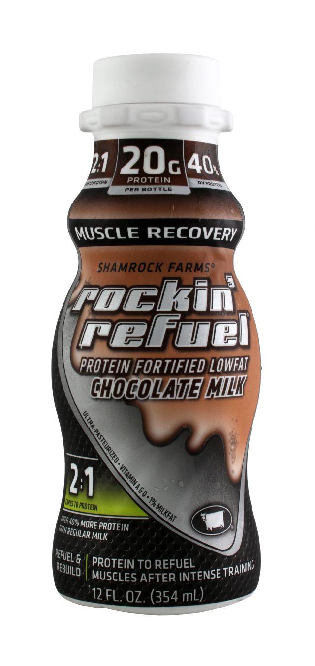 Rockin Refuel: RockinRefuel ChocoMint Front