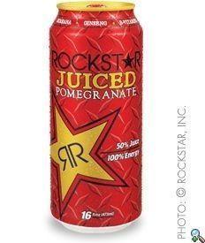 Rockstar Energy Drink Shot Wild Berry 2008 Very Rare /& Discontinued