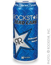 Rockstar Energy Drink: Rockstar Zero Carb