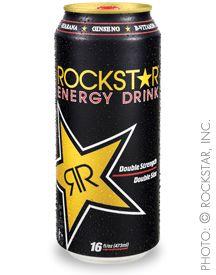 Rockstar Energy Drink: Rockstar Original