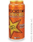 Rockstar Energy Drink: Rockstar Juiced Orange Passion Fruit Mango