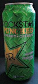 Rockstar Citrus Punched