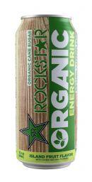 Rockstar Energy Drink: Rockstar OrganicIsland Front