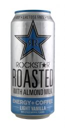 Rockstar Roasted: Rockstar AlmondLightVan Front