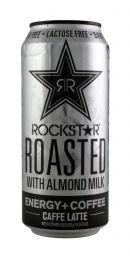 Rockstar Roasted: Rockstar AlmondCafeLatte Front