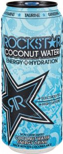 Rockstar Coconut Water: