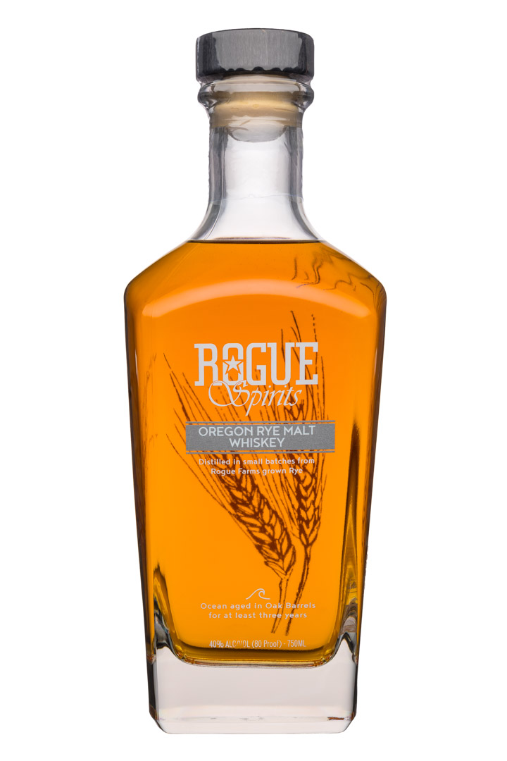 Rogue Spirits: Rogue-Spirits-750ml-OregonRyeMaltWhiskey