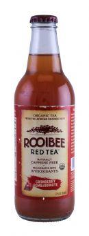 Rooibee Red Tea: Rooibee CranPom Front