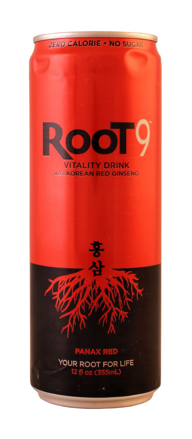 Root 9: Root9 PanaxRed Front