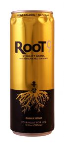 Root 9: Root9 PanaxGold Front
