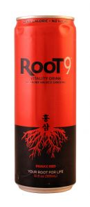 Root9 PanaxRed Front