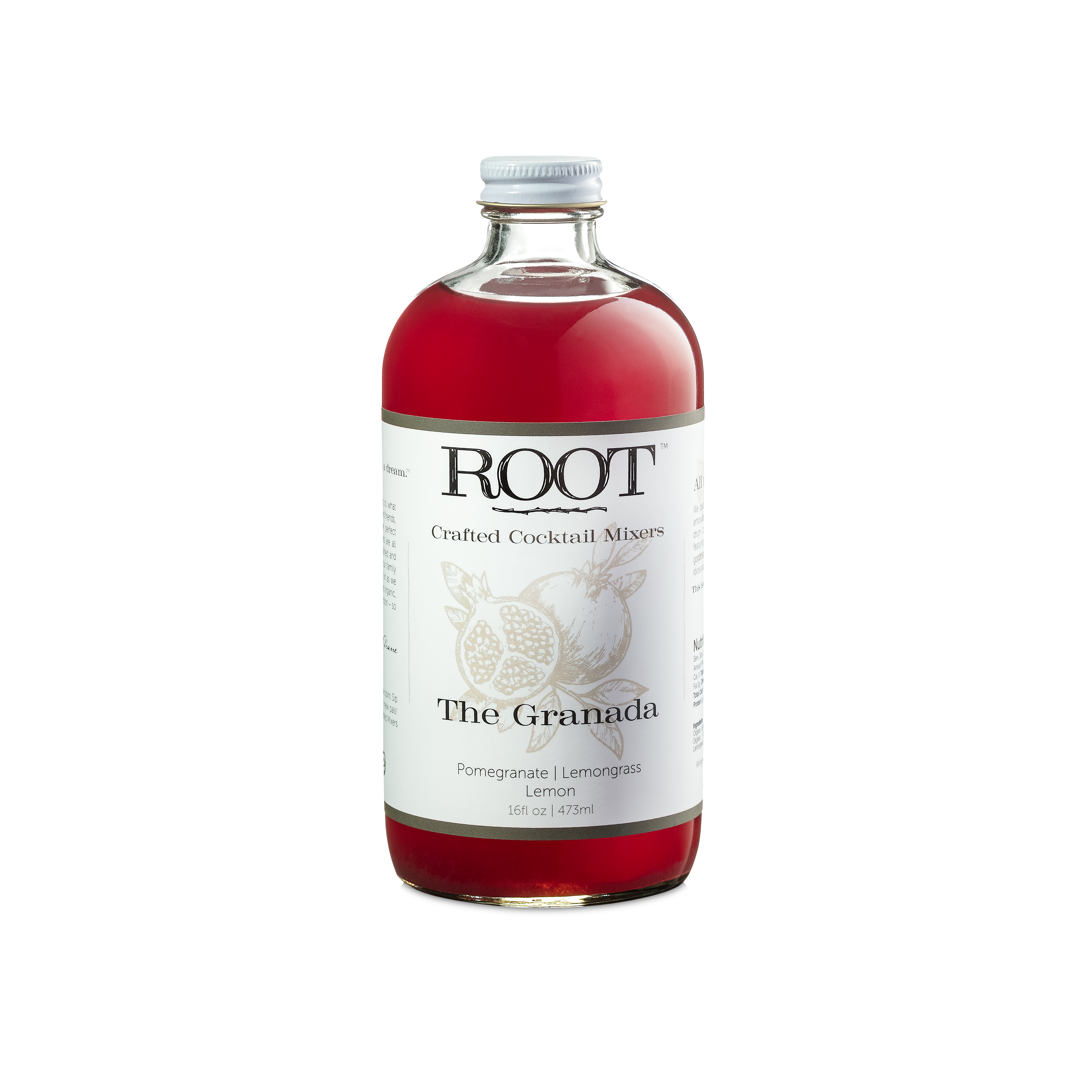 Photo of The Granada  - ROOT Crafted Cocktail Mixers (uploaded by company)