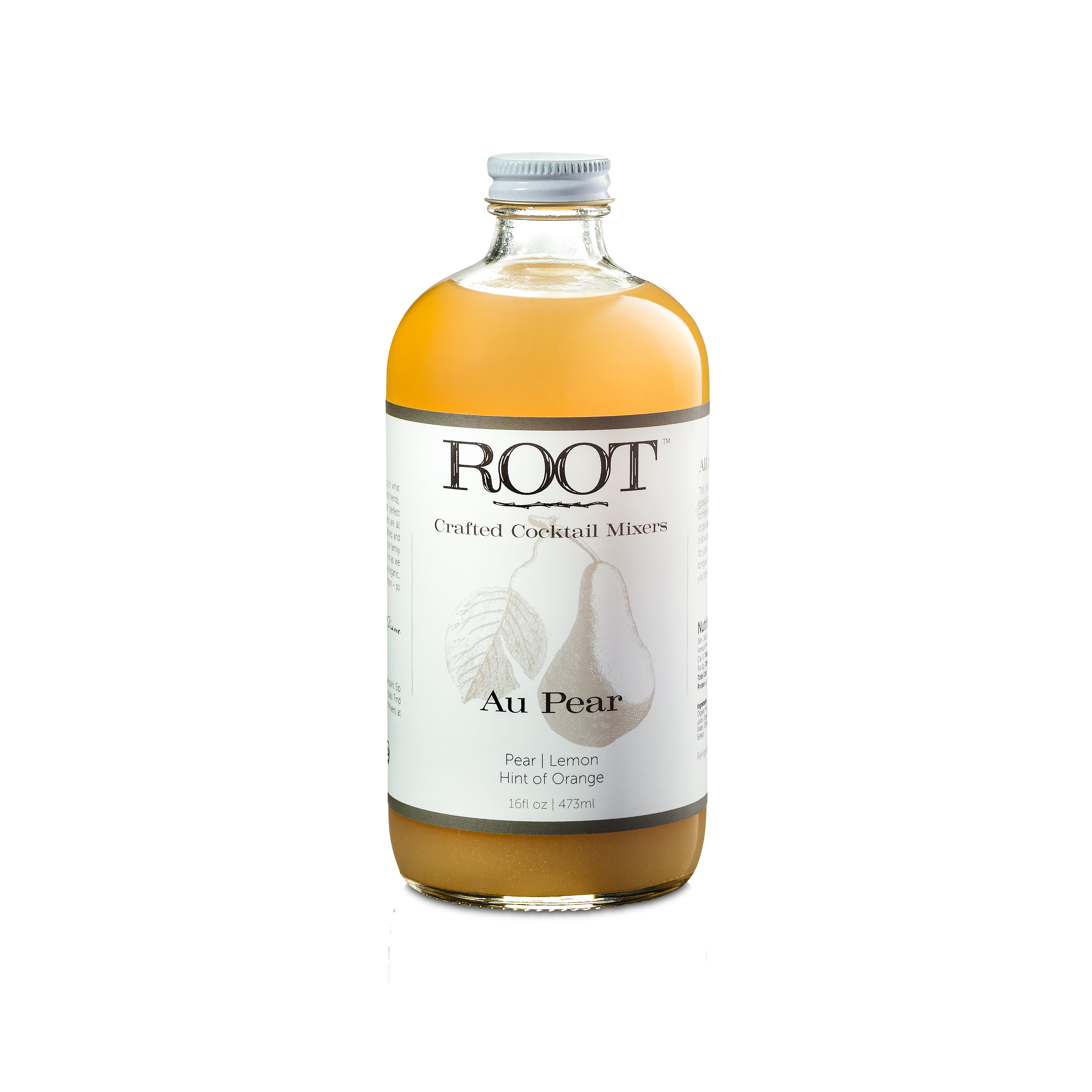 Photo of Au Pear - ROOT Crafted Cocktail Mixers (uploaded by company)