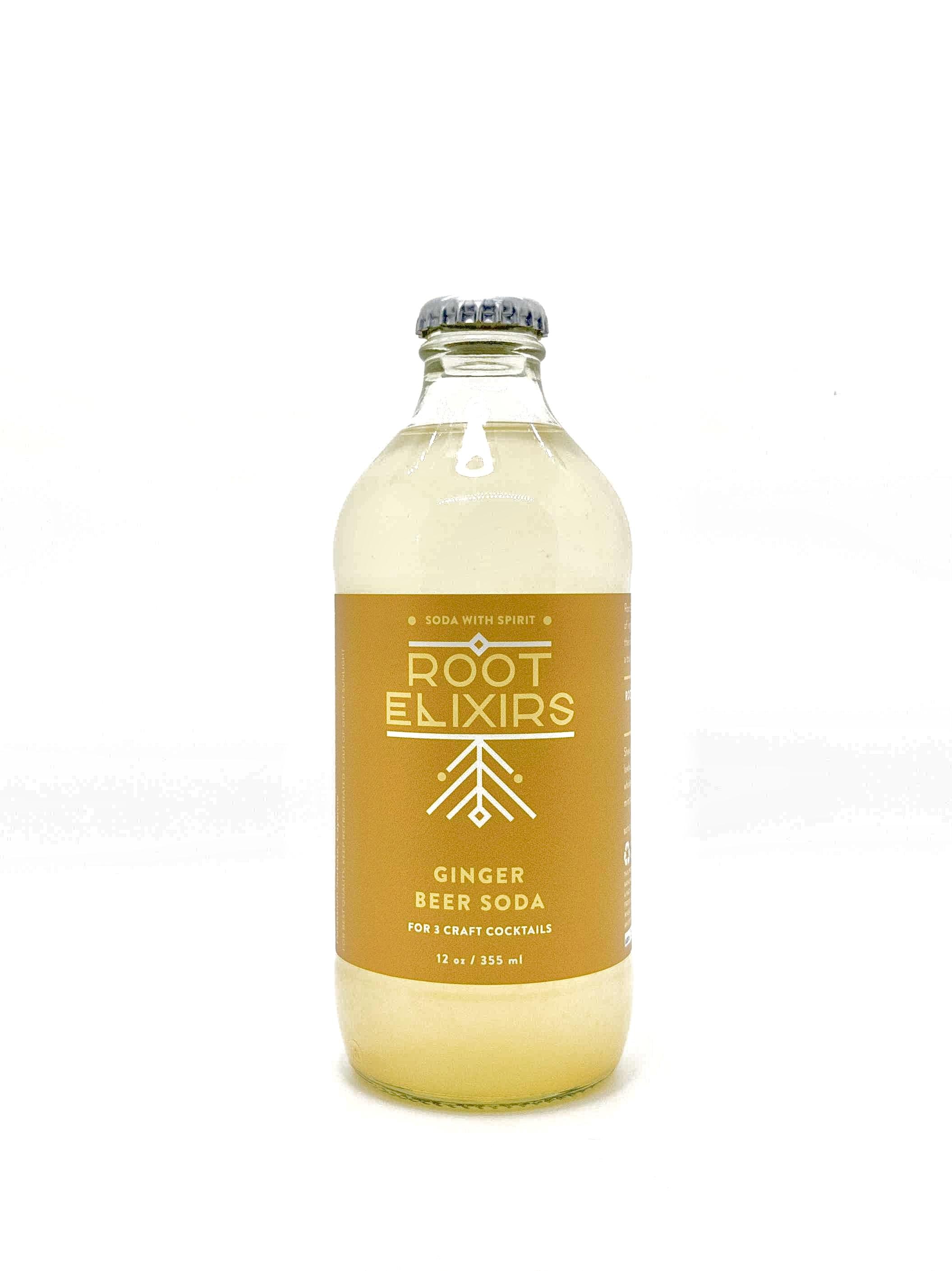 Ginger Beer Mixer
