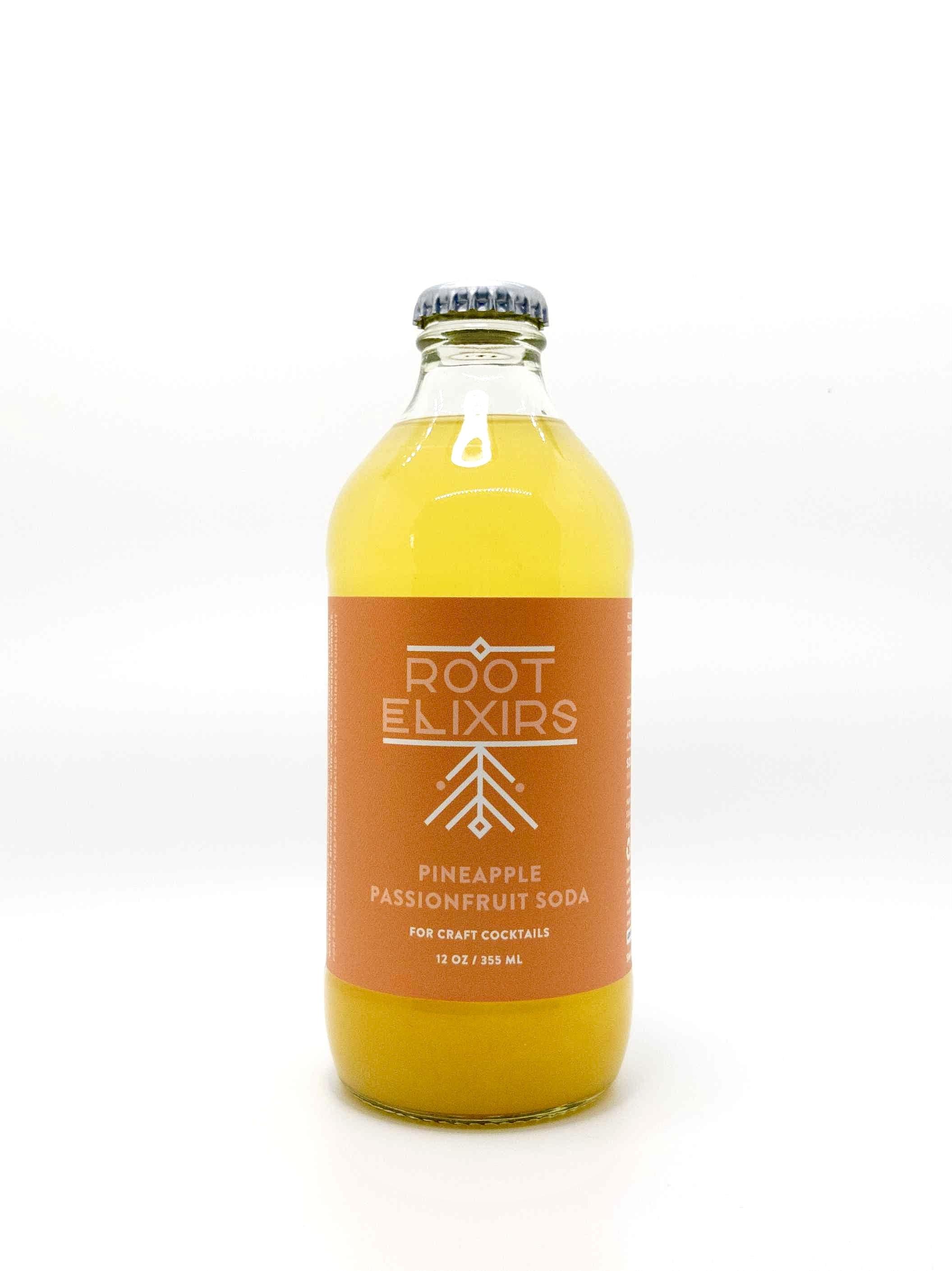 Pineapple Passionfruit Mixer