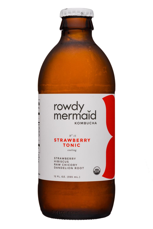 Strawberry Tonic