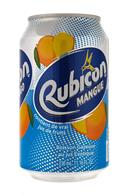 Rubicon: Rubicon-11oz-Can-Mangue-Front