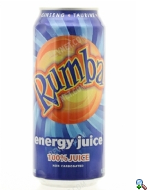 Rumba Energy Juice