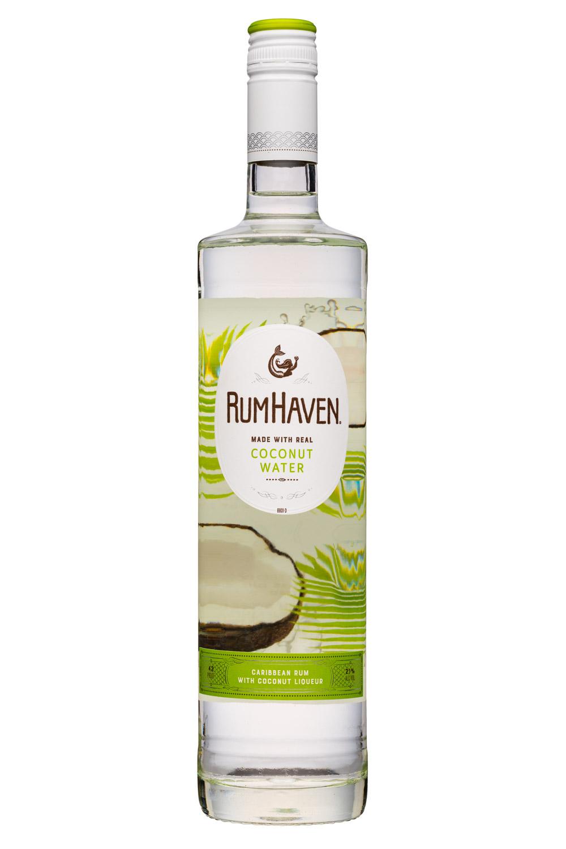 RumHaven: Rumhaven-750ml-CoconutWaterRum