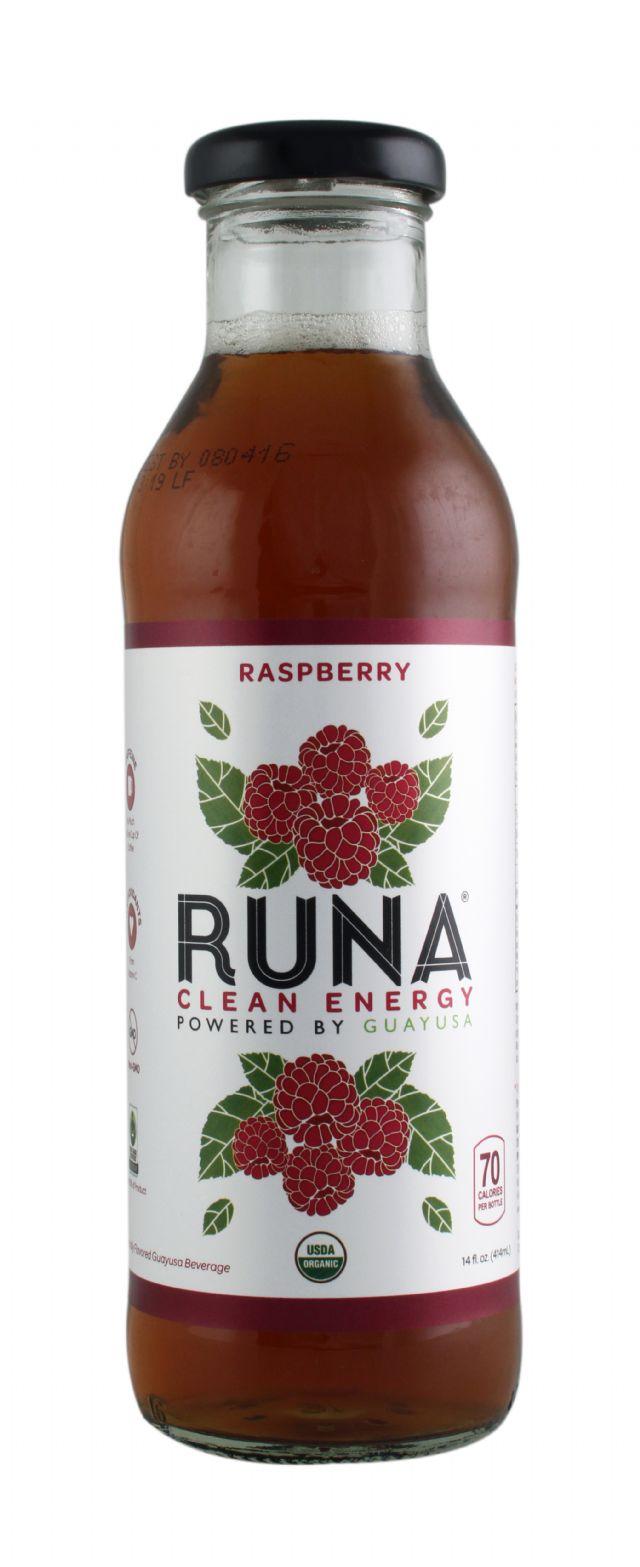 Runa Guayusa: RUNA Raspberry Front