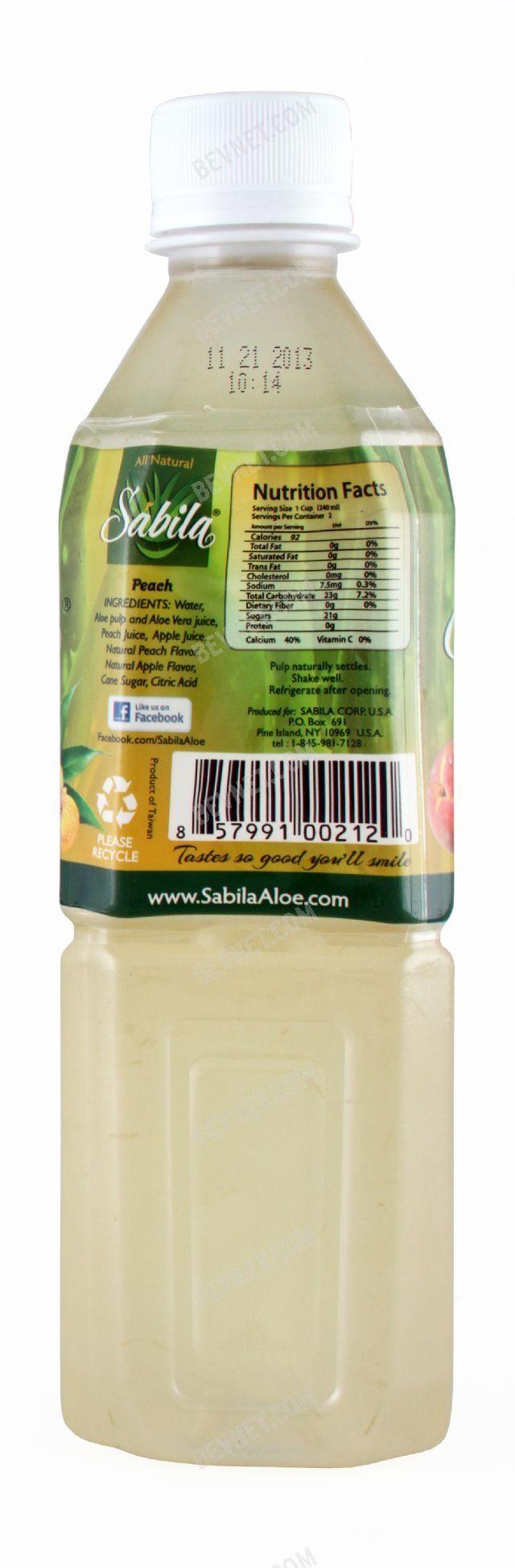 Sabila Aloe Drink: