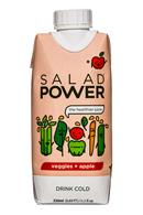 Salad Power: SaladPower-11oz-VeggiesApple-Front